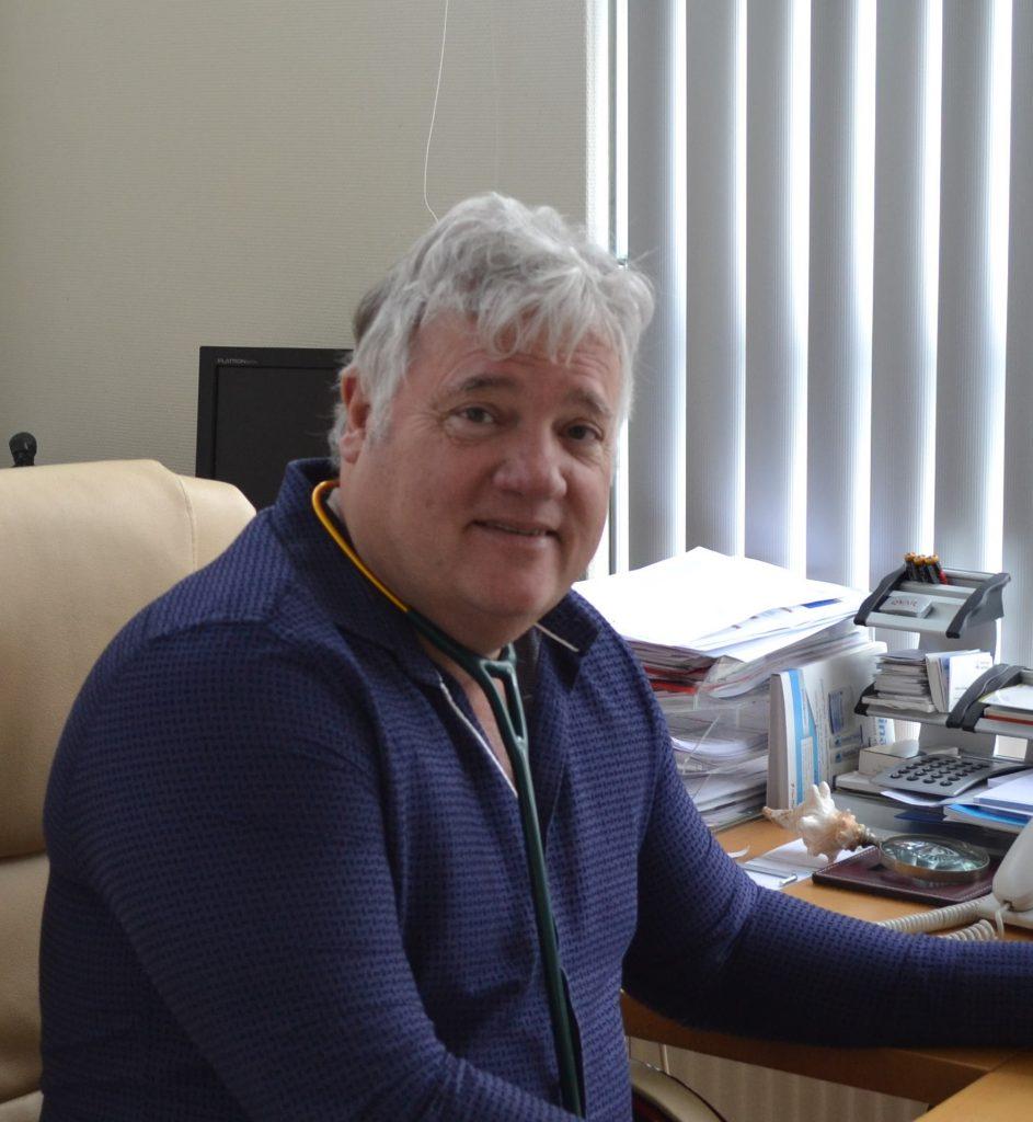Dr. A.C. de Jongh